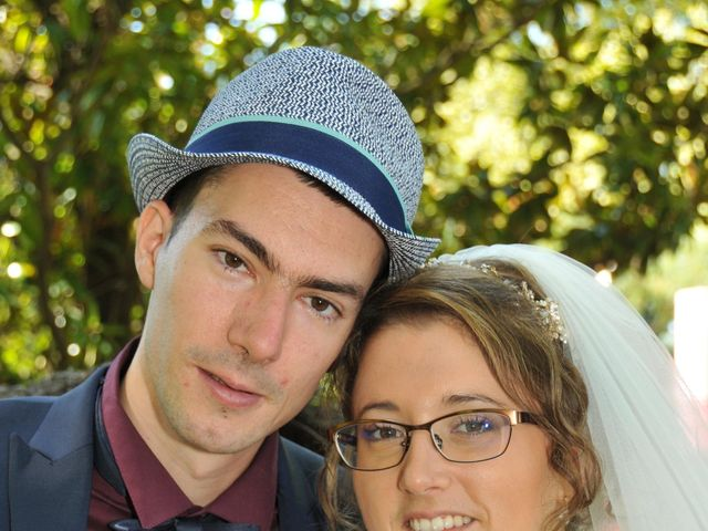Le mariage de Cyril et Marie à Seyssuel, Isère 6