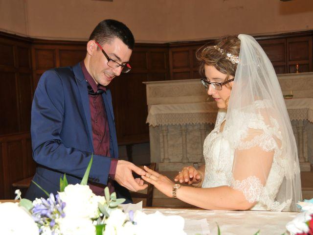 Le mariage de Cyril et Marie à Seyssuel, Isère 10