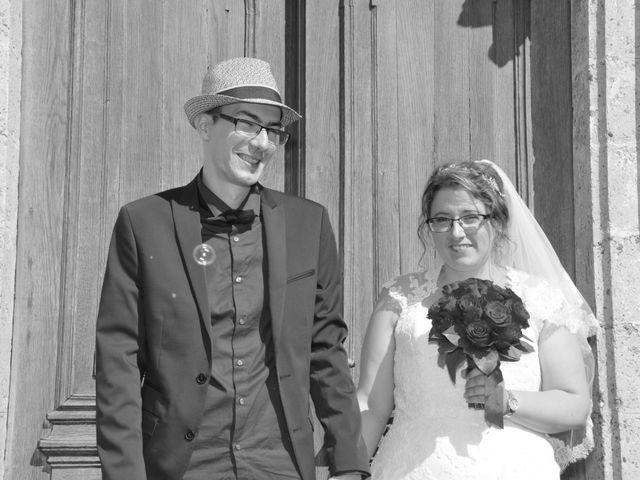 Le mariage de Cyril et Marie à Seyssuel, Isère 13