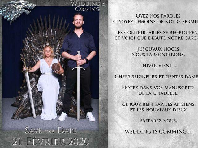 Le mariage de Boris et Stéphanie à Rosny-sur-Seine, Yvelines 1