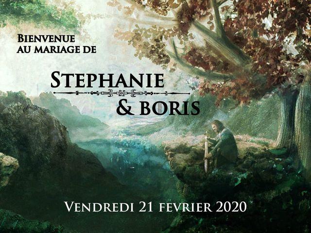 Le mariage de Boris et Stéphanie à Rosny-sur-Seine, Yvelines 2