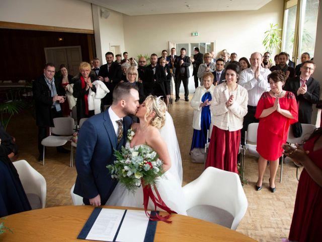 Le mariage de Boris et Stéphanie à Rosny-sur-Seine, Yvelines 13