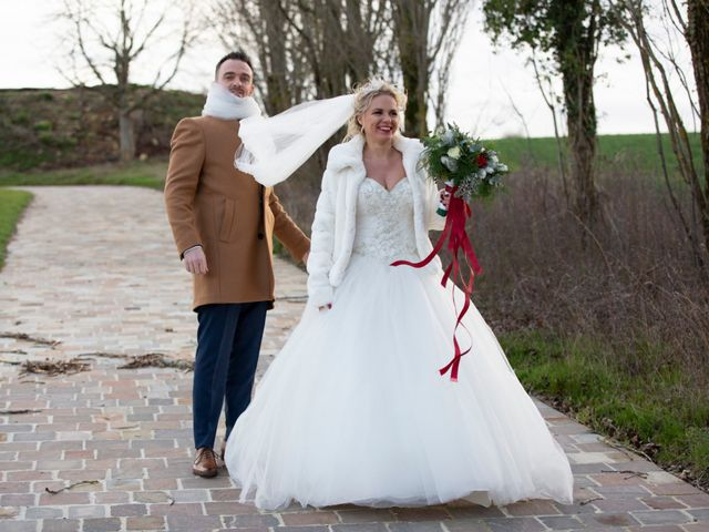 Le mariage de Boris et Stéphanie à Rosny-sur-Seine, Yvelines 20