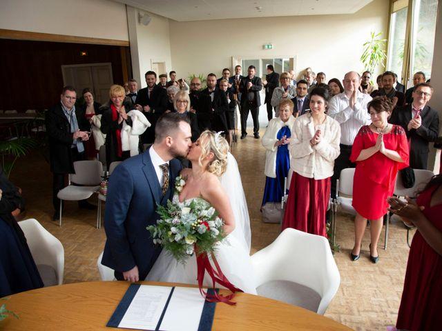 Le mariage de Boris et Stéphanie à Rosny-sur-Seine, Yvelines 14