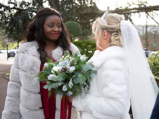 Le mariage de Boris et Stéphanie à Rosny-sur-Seine, Yvelines 16