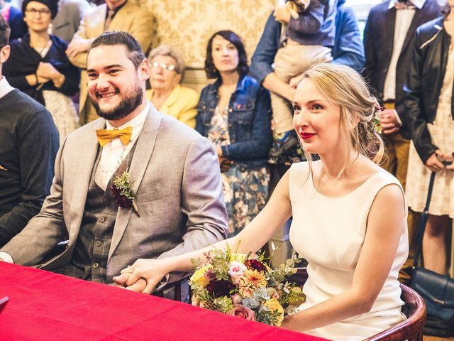 Le mariage de Richard et Alice à Avallon, Yonne 27