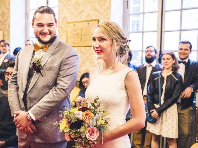 Le mariage de Richard et Alice à Avallon, Yonne 30
