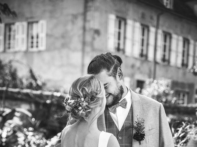 Le mariage de Richard et Alice à Avallon, Yonne 40