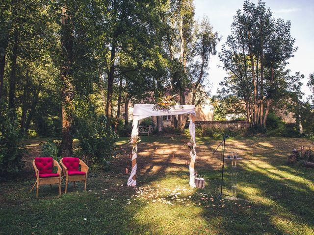 Le mariage de Richard et Alice à Avallon, Yonne 45