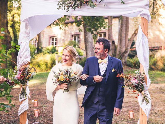 Le mariage de Richard et Alice à Avallon, Yonne 48