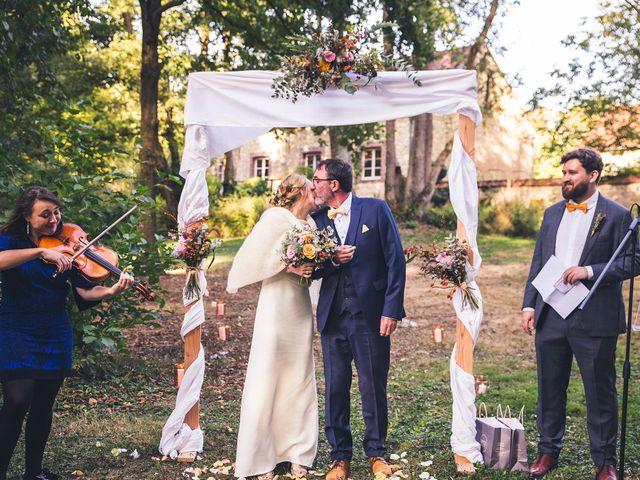 Le mariage de Richard et Alice à Avallon, Yonne 49