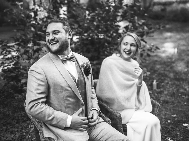 Le mariage de Richard et Alice à Avallon, Yonne 60