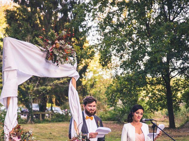 Le mariage de Richard et Alice à Avallon, Yonne 62