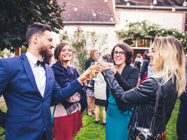 Le mariage de Richard et Alice à Avallon, Yonne 72