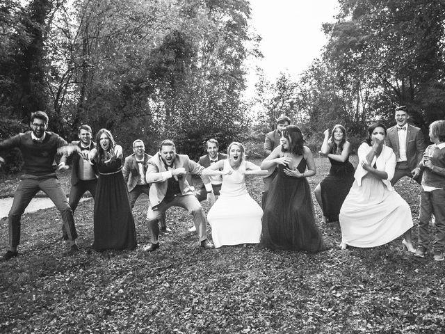 Le mariage de Richard et Alice à Avallon, Yonne 81