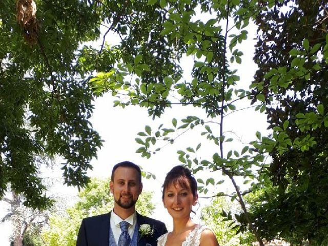 Le mariage de Florian et Charline à Nîmes, Gard 1