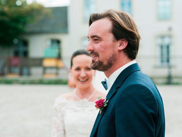 Le mariage de Frédéric et Erelle à Vitré, Ille et Vilaine 3