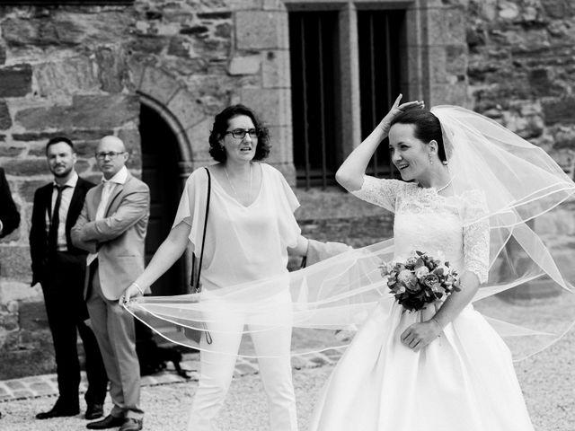 Le mariage de Frédéric et Erelle à Vitré, Ille et Vilaine 7