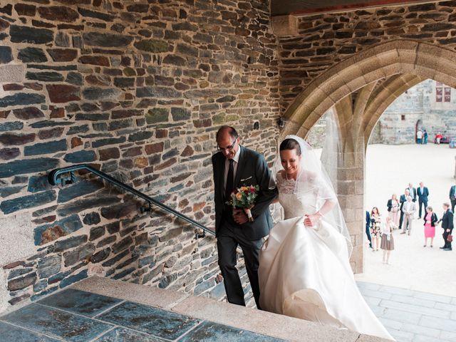 Le mariage de Frédéric et Erelle à Vitré, Ille et Vilaine 9