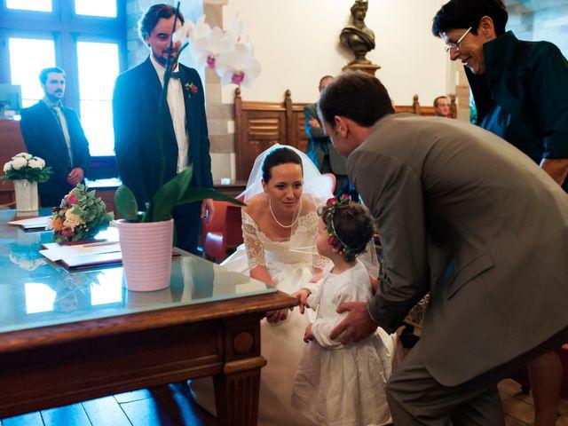 Le mariage de Frédéric et Erelle à Vitré, Ille et Vilaine 14