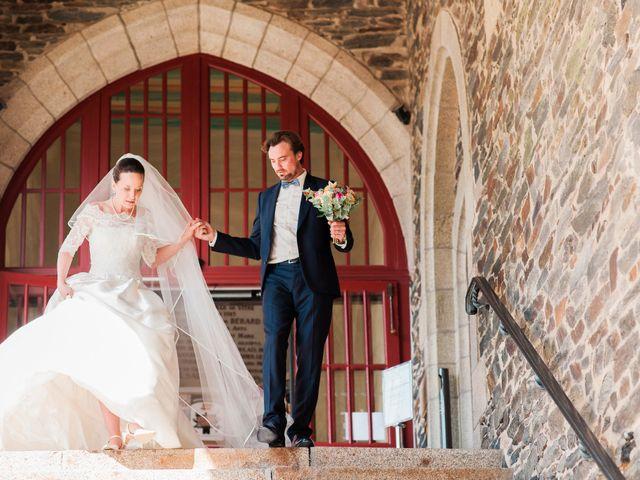Le mariage de Frédéric et Erelle à Vitré, Ille et Vilaine 17