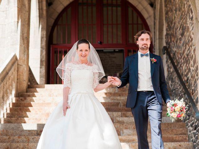Le mariage de Frédéric et Erelle à Vitré, Ille et Vilaine 18