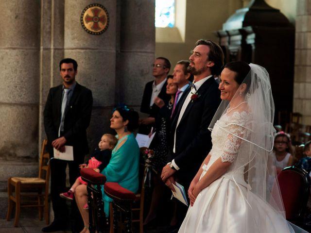 Le mariage de Frédéric et Erelle à Vitré, Ille et Vilaine 22