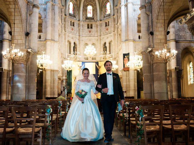 Le mariage de Frédéric et Erelle à Vitré, Ille et Vilaine 30