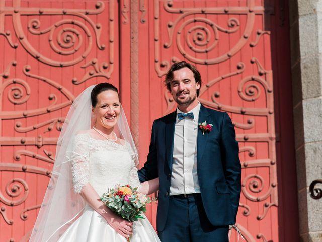 Le mariage de Frédéric et Erelle à Vitré, Ille et Vilaine 31