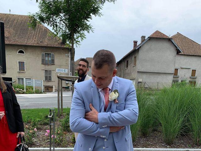 Le mariage de Corrado et Agathe  à Amondans, Doubs 6