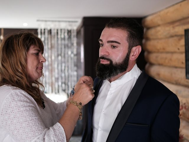 Le mariage de Felipe et Emmanuelle à Bourges, Cher 2