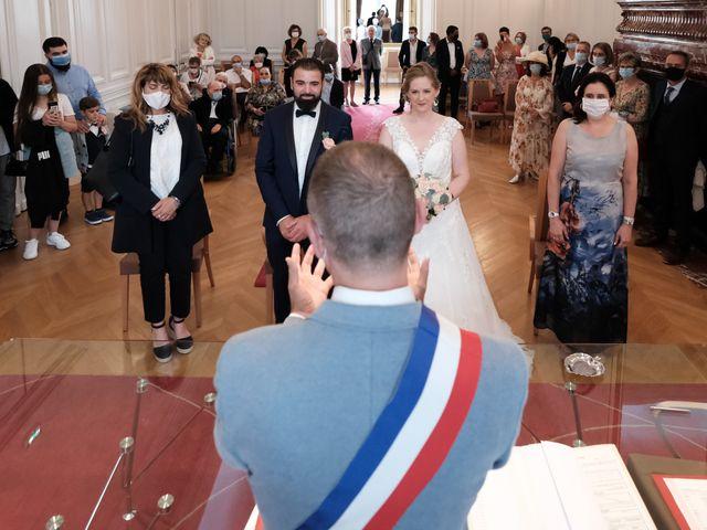 Le mariage de Felipe et Emmanuelle à Bourges, Cher 5