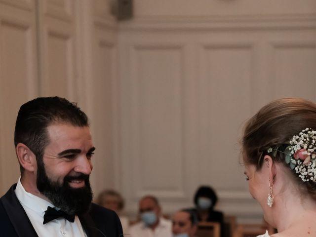 Le mariage de Felipe et Emmanuelle à Bourges, Cher 11