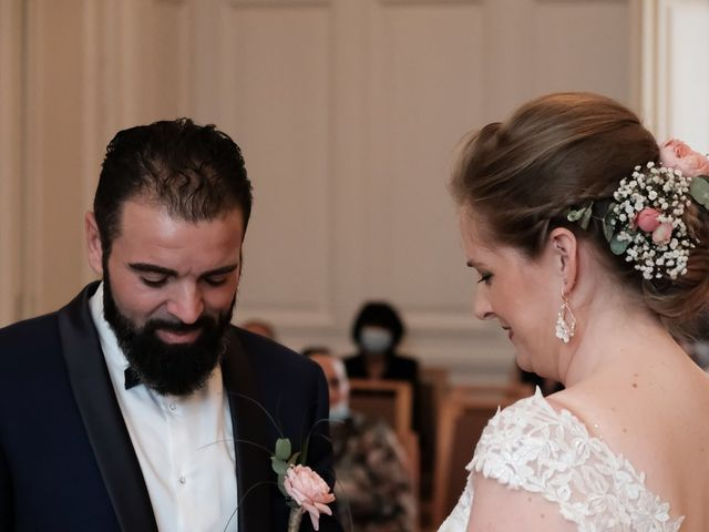 Le mariage de Felipe et Emmanuelle à Bourges, Cher 12