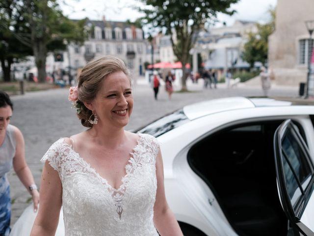 Le mariage de Felipe et Emmanuelle à Bourges, Cher 14