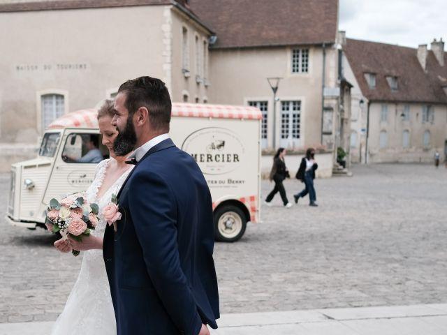 Le mariage de Felipe et Emmanuelle à Bourges, Cher 16