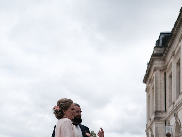 Le mariage de Felipe et Emmanuelle à Bourges, Cher 17