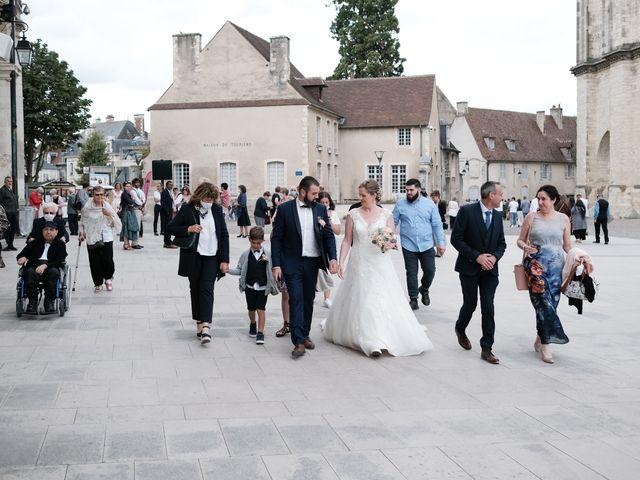 Le mariage de Felipe et Emmanuelle à Bourges, Cher 18