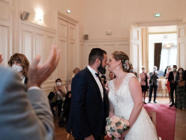 Le mariage de Felipe et Emmanuelle à Bourges, Cher 23
