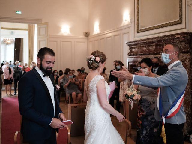 Le mariage de Felipe et Emmanuelle à Bourges, Cher 24