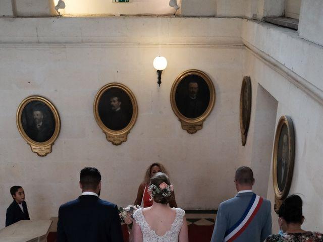 Le mariage de Felipe et Emmanuelle à Bourges, Cher 25