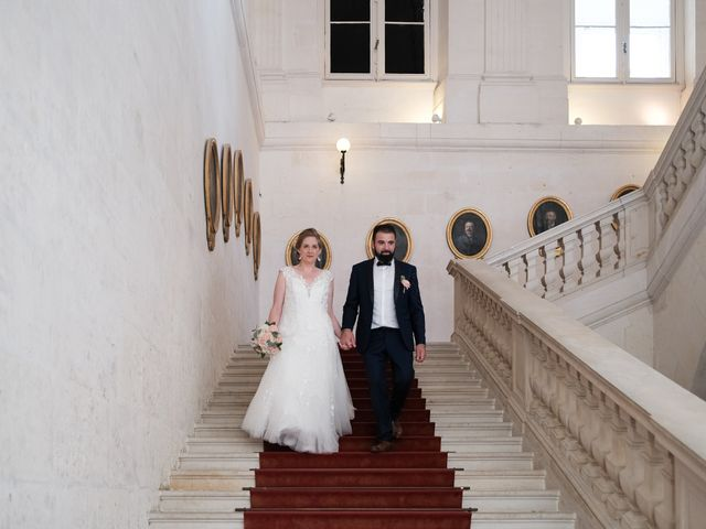 Le mariage de Felipe et Emmanuelle à Bourges, Cher 27