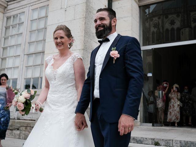 Le mariage de Felipe et Emmanuelle à Bourges, Cher 29
