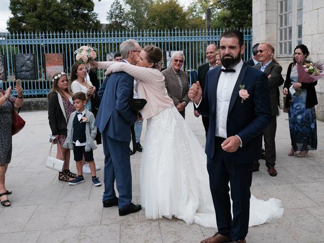 Le mariage de Felipe et Emmanuelle à Bourges, Cher 30