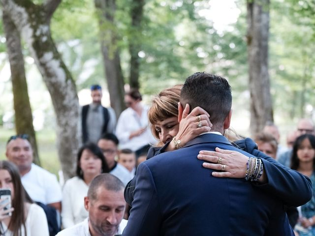 Le mariage de Felipe et Emmanuelle à Bourges, Cher 36