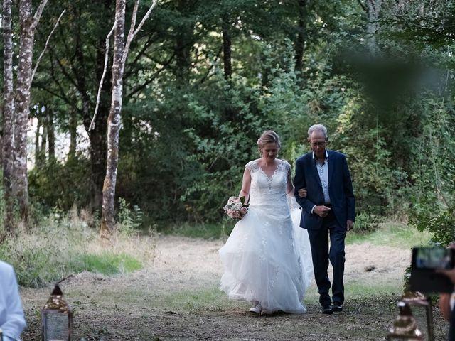Le mariage de Felipe et Emmanuelle à Bourges, Cher 37