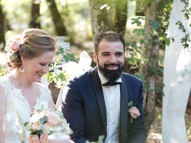 Le mariage de Felipe et Emmanuelle à Bourges, Cher 40