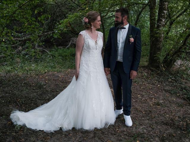 Le mariage de Felipe et Emmanuelle à Bourges, Cher 72