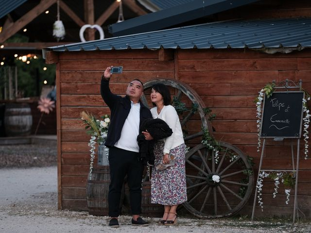 Le mariage de Felipe et Emmanuelle à Bourges, Cher 82