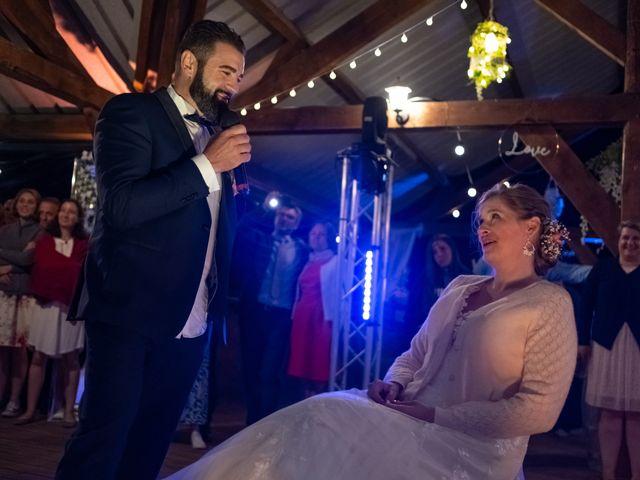 Le mariage de Felipe et Emmanuelle à Bourges, Cher 104